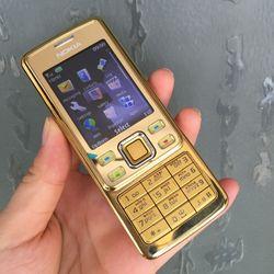 Điện thoại Nokia 6300 mạ vàng (ko phụ kiện) giá sỉ