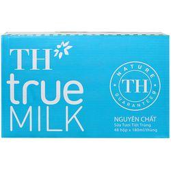 Sữa tươi nguyên chất không đường 180ml giá sỉ