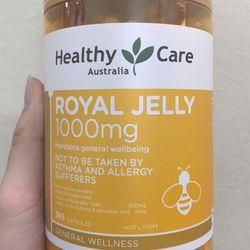 Sữa ong chúa Úc Royal Jelly 1000mg hỗ trợ làm đẹp da, chống lão hóa giá sỉ