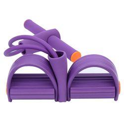 Tập thể dục tại nhà với dây 4 ống siêu bền siêu chắc giá sỉ