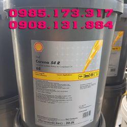 Dầu máy nén khí Shell Corena S4 R 68 giá sỉ
