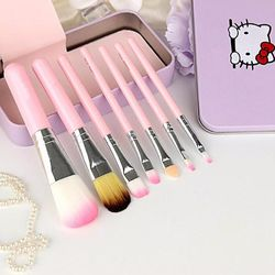 Bộ Cọ Hello Kittty Mini Brush Kit giá sỉ