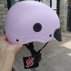 Mũ bảo hiểm thông gió sơn giá sỉ