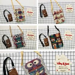 Túi đeo chéo thổ cẩm từ 25k (nhiều mẫu) giá sỉ