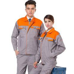 Quần áo bảo hộ lao động QA02 giá sỉ