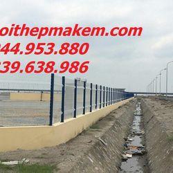 Hàng rào sơn tĩnh điện ,hàng rào mã kẽm, hàng rào bọc nhựa giá sỉ