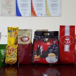 Công ty chuyên cung cấp, sản xuất bao bì đựng cafe giá sỉ