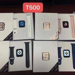 Đồng hồ thông minh T500 Seri4 cSẵn Hàng Tại Phụ Kiện Khánh Linh giá sỉ