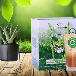 Cà phê xanh kháng mỡ Thiên Nhiên Việt - Hộp 30 gói giá sỉ