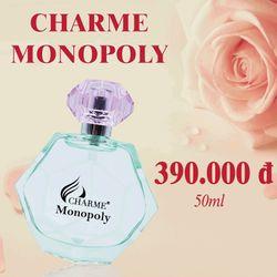 Charme Monopoly 50ml giá sỉ