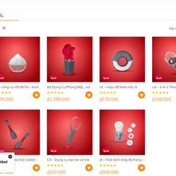 đồ dùng bếp KOOL đến từ HongKong cần tuyển đại lý , NPP toàn quốc giá sỉ