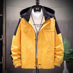 Áo khoác kaki Khoá Hộp Thiết kế túi trên tay giá sỉ