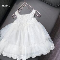 Váy công túa chất ren mềm viền đăng ten xinh xắn giá sỉ