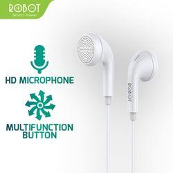 Tai nghe nhét tai có dây Robot RE601 giá sỉ