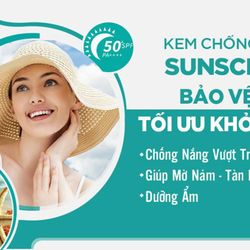 Kem Chống Nắng SunScreen Nag Beauty
