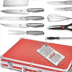 Bộ vali dao kéo 13 món giá sỉ