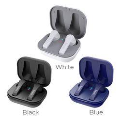 Tai Nghe Bluetooth Hoco ES34 2 Tai V5.0 Kèm Dock Sạc kiểu Airpods (có 3 màu) giá sỉ
