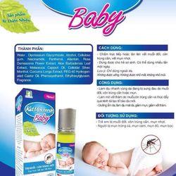 Lăn bôi muỗi Fresh Baby giá sỉ