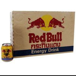 Nước tăng lưc Red Bull Thái lan 250 ml - Bò cụng Thái lan giá sỉ