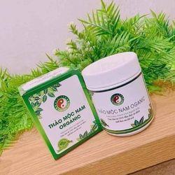 Thuốc bổ tăng cân Thảo Mộc Nam Organic dành cho người gầy