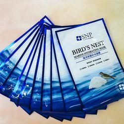 MẶT NẠ Yến SNP BIRDS NEST 1hop/10mask giá sỉ