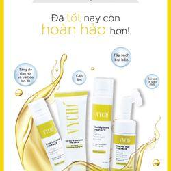 Dầu Tẩy Trang Da Mặt -The Face Cleansing Oil Vychi Cosmetics