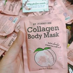 Ủ TRẮNG COLLAGEN BODY MASK (AUTH) giá sỉ