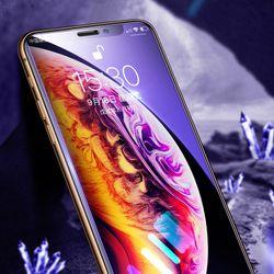 Kính cường lực chống ánh sáng xanh bảo vệ mắt cao cấp dành cho Iphone 6 7 8 X 11 6Plus 7Plus 8Plus XS MAX Iphone 11 Pro Max giá sỉ