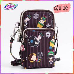 Túi đeo chéo nữ TaoGbao nhiều hình thời trang hàn quốc Shalla SKN20 giá sỉ