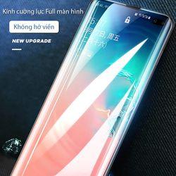 Kính cường lực độ cứng 9H chống trầy xước full màn hình dành cho samsum dòng note và S giá sỉ
