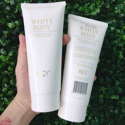 Kem Body M>C>Y makeup trắng cấp tốc ngay khi thoa, dưỡng da trắng mịn màng tự tin giá sỉ