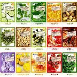Hộp 10 mặt nạ 3D Foodaholic Hàn Quốc giá sỉ