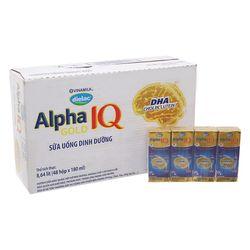 Sữa bột pha sẵn Dielac Alpha Gold IQ hộp 180 ml giá sỉ