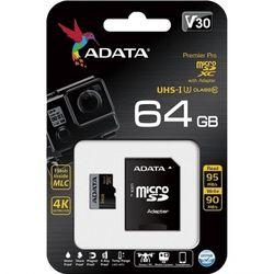 THẺ NHỚ CLASS 10 - ADATA 64G - FULL BOX + ADAPTER giá sỉ