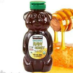 :bee::bee: Mật Ong Hữu Cơ Nguyên Chất Honey Bear Kirkland giá sỉ