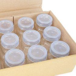 Bộ 12 hũ thủy tinh đựng Sữa Chua giá sỉ