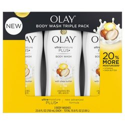 Sữa Tắm Olay vàng Ultra moisture Plus+