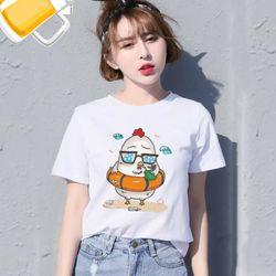 Áo thun họa tiết siêu cute dễ thương nhiều mẫu giá sỉ