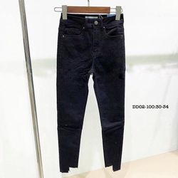 Quần Jean Đen Bigsize Co Giãn 13 Size 32-36 giá sỉ