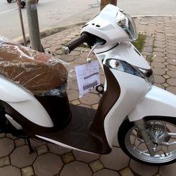 Thanh lý Sh Mode125cc màu trắng ngọc trinh giá sỉ
