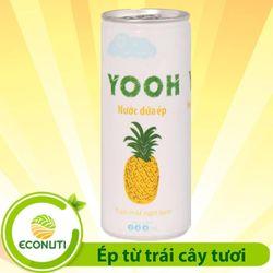 Nước ép trái cây tươi YOOH của công ty ECONUTI giá sỉ