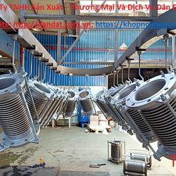 Dây dẫn khí chịu nhiệt-ống bù trừ giãn nở nhiệt inox-ống giãn nở nhiệt-bù giãn nở nhiệt inox giá sỉ