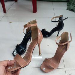 Sandal gót nữ sỉ 74k ,sang chảnh bao bền đẹp nhé giá sỉ