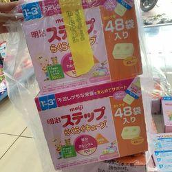 Sữa meiji số 9 dạng thanh giá sỉ