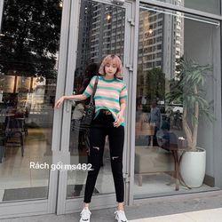 Quần Jean Đen Bigsize Co Giãn 16 Size 34-38 giá sỉ