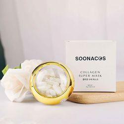 Mặt Nạ Viên Hàn Quốc Soonacos Collagen Super Mask giá sỉ