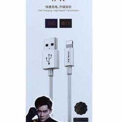CÁP ARUN IPHONE X - 2.4A MAX FULL BOX giá sỉ