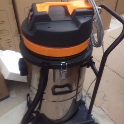 Máy hút bụi công nghiệp 70 lít thùng inox model BF 580 giá sỉ