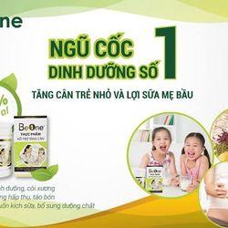 Sữa ngũ cốc dinh dưỡng Beone - Số 1 Việt Nam giá sỉ