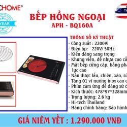 Bếp hồng ngoại APH- BQ160A - Điện máy Thành Đạt giá sỉ